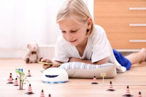 Vortex il robot giocattolo che insegna ai bambini come programmare