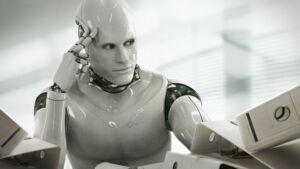 self-awareness robot
