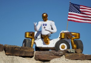 Nasa Robot 2