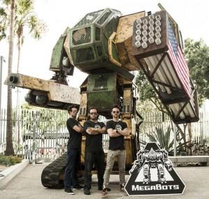 Megabots mega robots