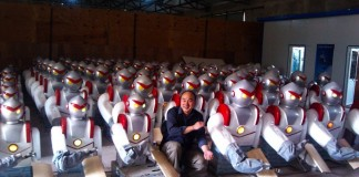 robot china