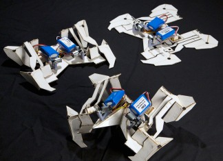 robot origami