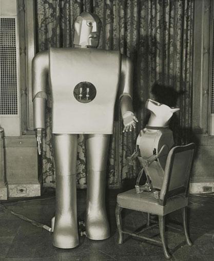 Elektro-sparko-robots