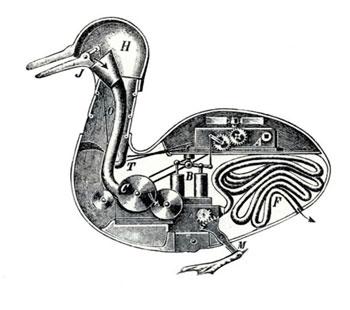 robot-Vaucanson-anatra-meccanica