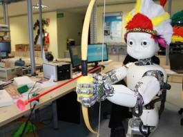 icub-archer-robot