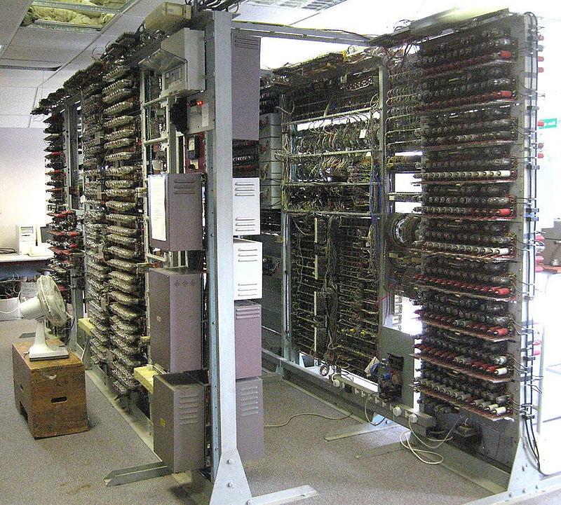 Alan Turing - Colossus