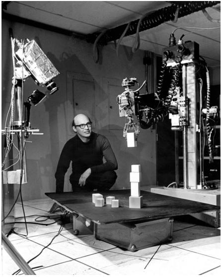 Marvin Minsly MIT 1968