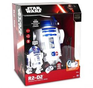 droide R2 D2 interattivo 1