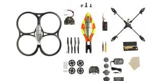 Drone riciclo