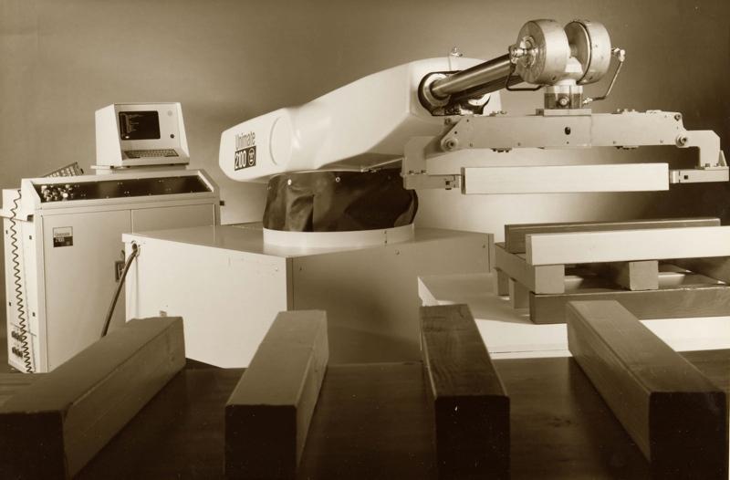 Il robot Unimate, pietra miliare della tecnica, sarà per sempre ricordato come il punto zero da cui ha avuto origine l'incredibile mondo della robotica industriale