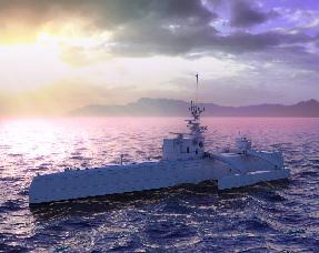 Dagli Usa la prima nave antisommergibile senza equipaggio - Robotica News