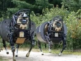 robotica militare