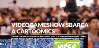 A Milano la fiera VideogameShow tra realtà virtuale e videogames