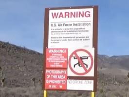 Drone Area 51