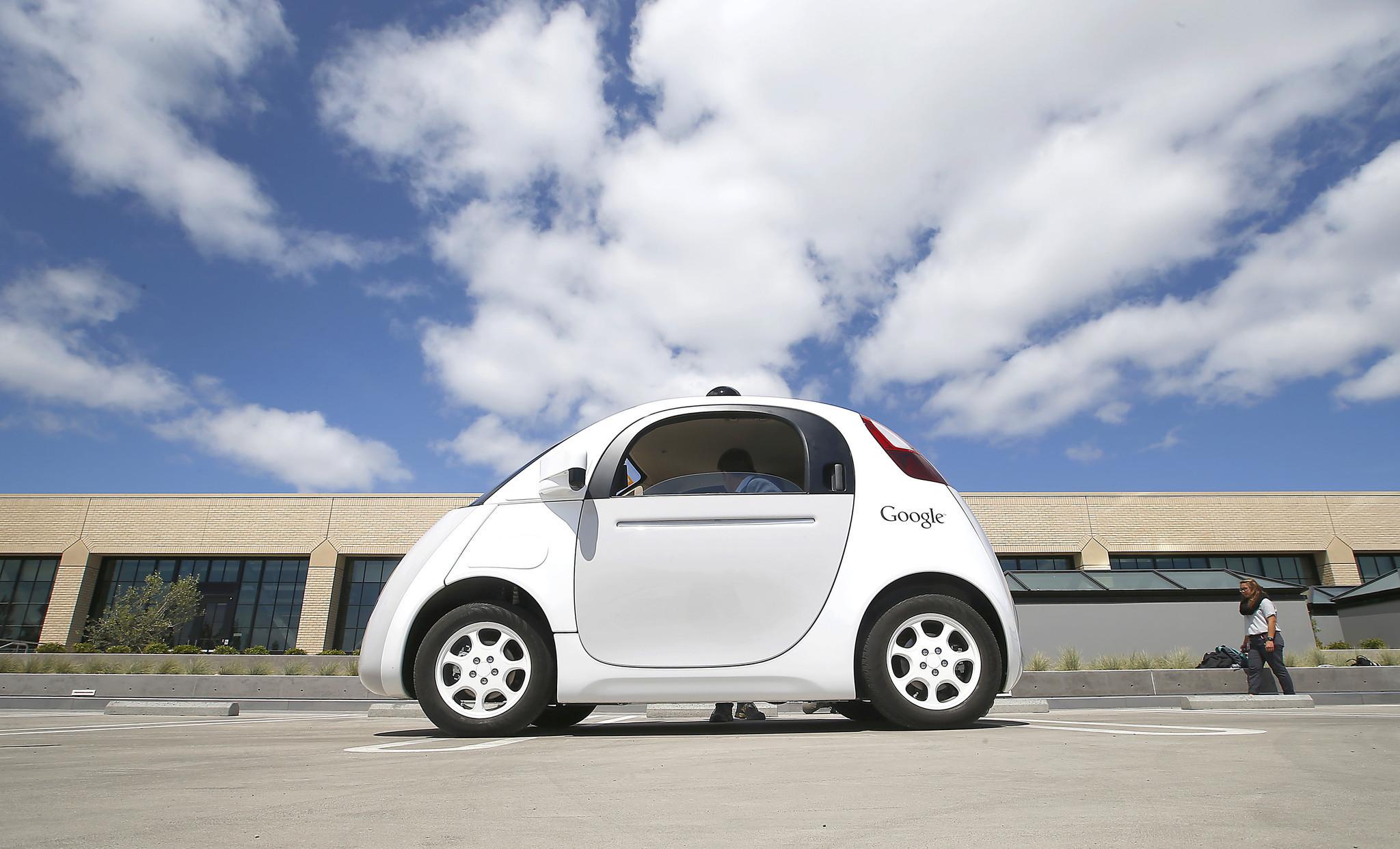 Google Car senza GPS grazie a nuova tecnologia