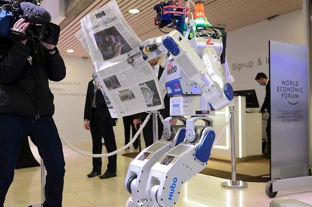 Robot coreano trionfa al Darpa Robots Challenge