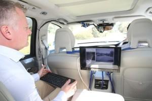 auto a guida autonoma Volvo 1